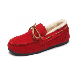 Winter New Red Warm shoes for Women