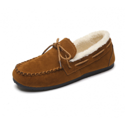 Winter New Brown Warm shoes for Women