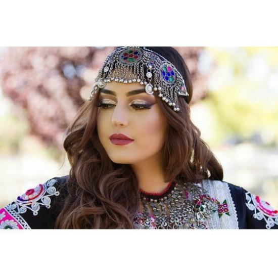Afghani Top Quality Vintage Style Matha Patti