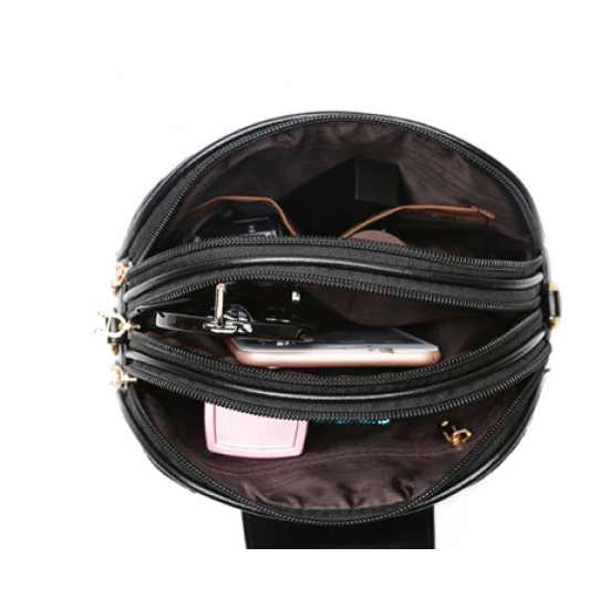 New Korean Version Style Wild Rhombus Shoulder Bag
