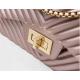 New Matte Word Pink Color Shoulder Messenger Bag