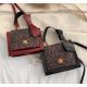 New Product PU Sequined Female Bag Fashion-Red
