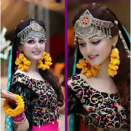 Latest Matha Patti Designs for ladies 2020